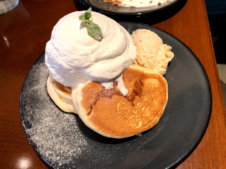 クラシックスフレパンケーキ